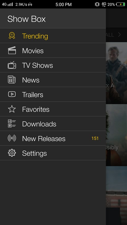 Showbox Latest Apk For Android