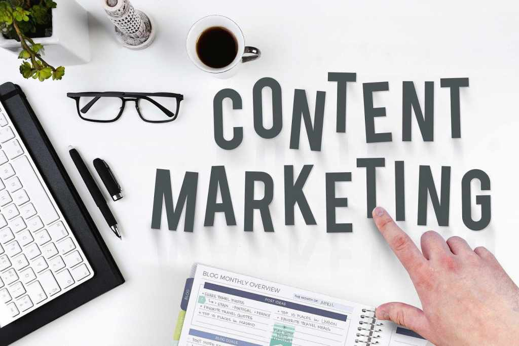 Content Marketing Affects SEO Ranking