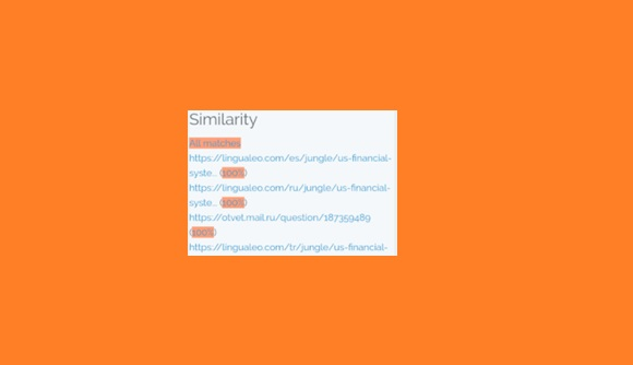 Text Similarities
