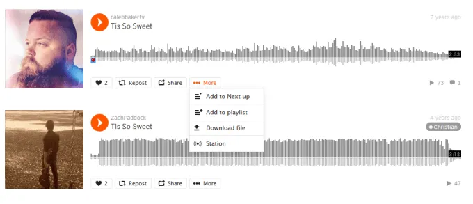 How to Download Soundcloud Songs 1